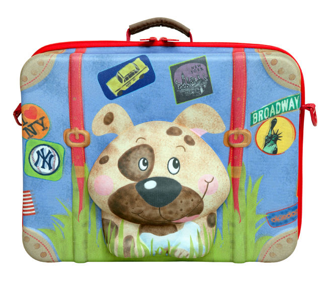 Сумки для детей Wild Pack Чемодан Собачка