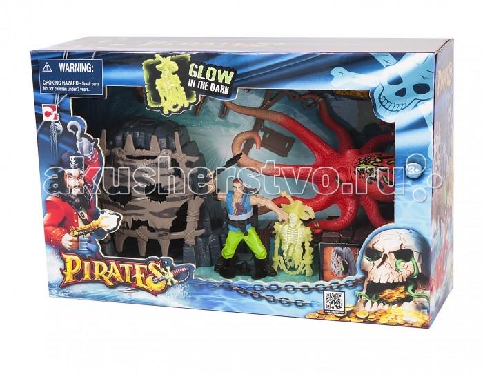 Chap Mei Игровой набор Пираты - Сражение с осьминогом
