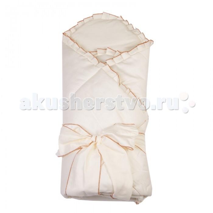 Ifratti Одеяло-конверт на выписку из сатинаОдеяло-конверт на выписку из сатинаIfratti Одеяло-конверт на выписку из сатина  Бежевое одеяло-конверт станет первым местом, в котором окажется ребенок после рук любящей матери, так как пригодится во время перевозки ребенка из родильного дома. Качественная и приятная на ощупь ткань вместе со специальным наполнителем сделают путешествие ребенка комфорта и лишенным всяческим неудобств вроде переохлаждения или нехватки воздуха.  Возраст: до 6 месяцев Для мальчиков и девочек Цвет: бежевый. Материал: сатин, наполнитель файберпласт. Размер: 100 х 100 см<br>