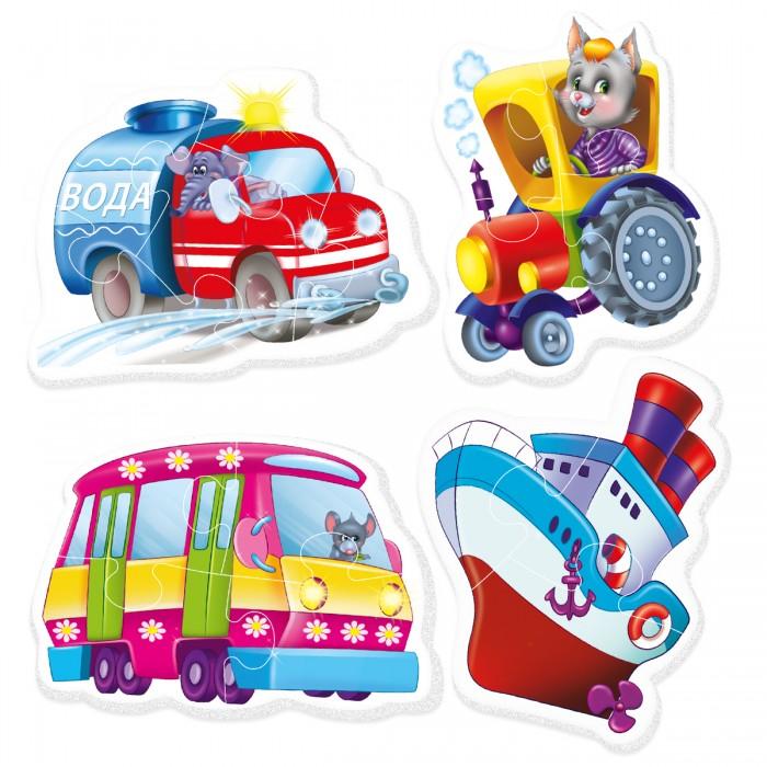Vladi toys ����� ������ Baby puzzle ��������� (15 ���������)