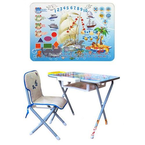 Столы и стулья Дэми Набор мебели №2 Кораблик