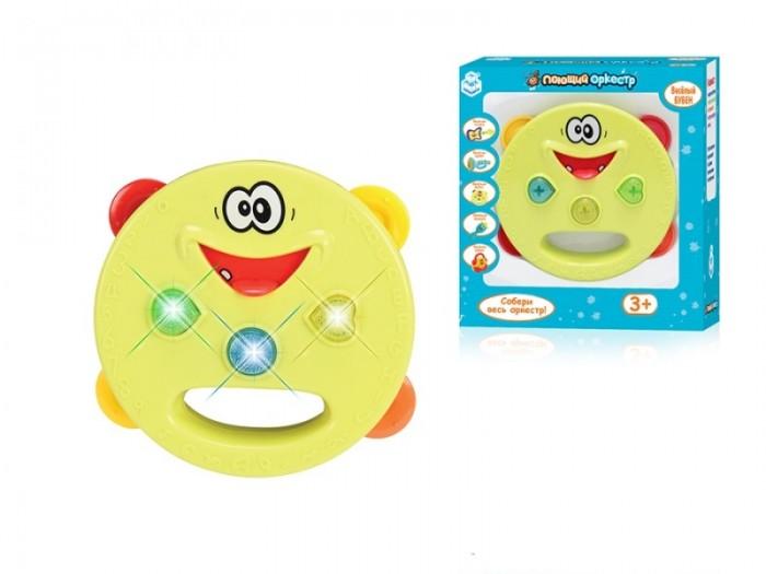 Музыкальная игрушка 1 Toy Поющий оркестр Веселый Бубен