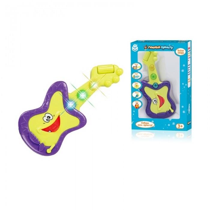 Музыкальная игрушка 1 Toy Поющий оркестр Веселая Гитара