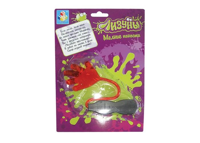 Развивающая игрушка 1 Toy Лизун Шлепок 23 см