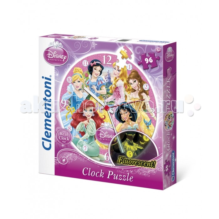 Clementoni ����-���� �������������� Disney ��������� (96 ���������)