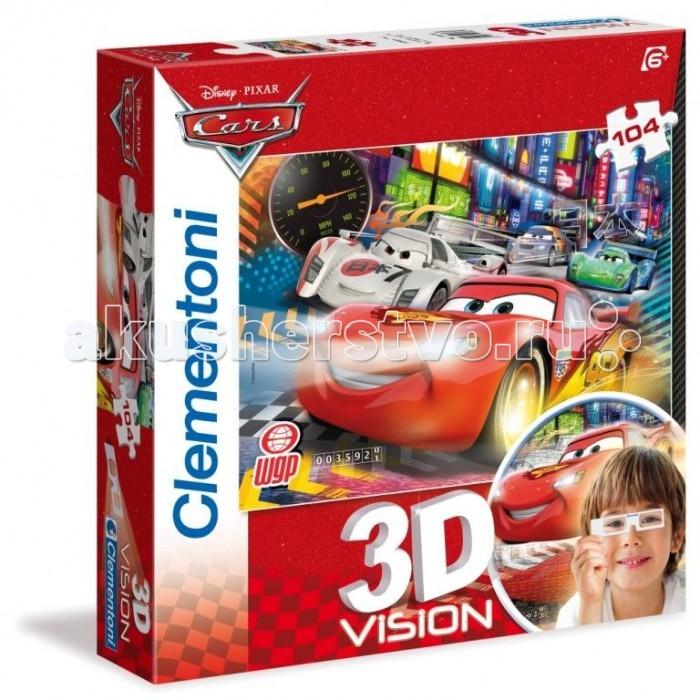 Clementoni ���� 3D Disney ����� 2 - ����� � ������ (104 ��������)