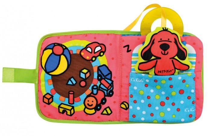 Книжки-игрушки K'S Kids Книжка-игрушка Первая книжка