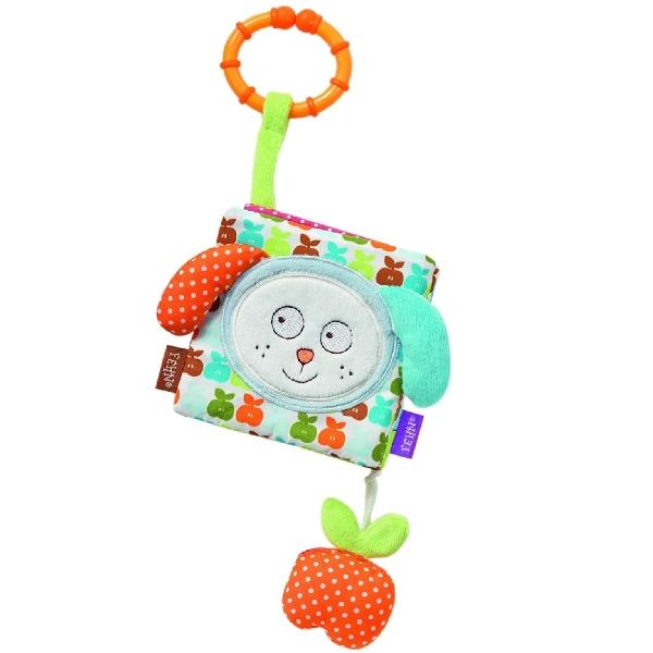 Книжки-игрушки Fehn Развивающая книжка Боб Счастье