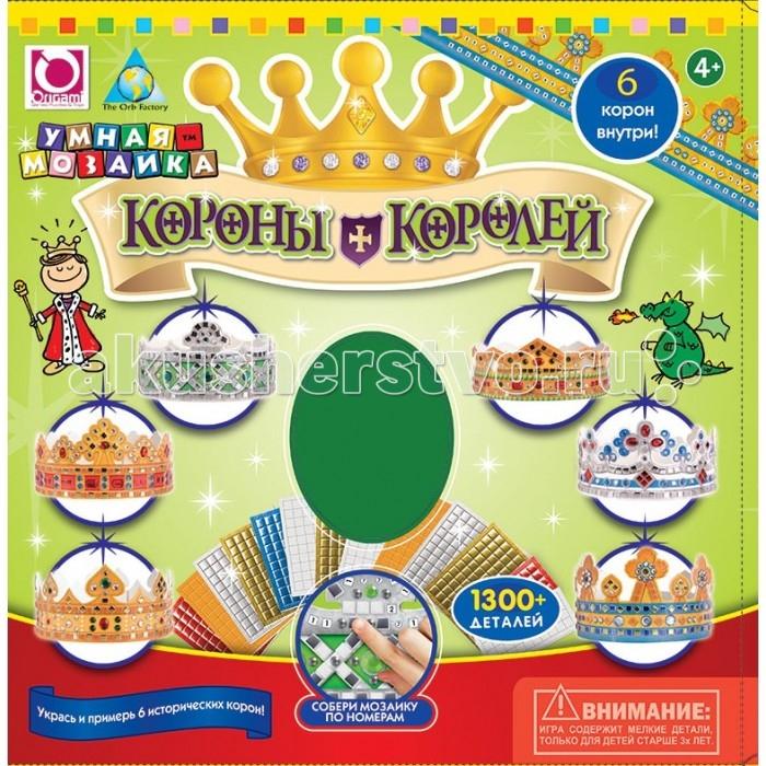 ORB Factory Мозайка-набор Короны Королей 6 шт. 81560