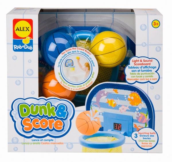 Alex Игрушка для ванной Матч