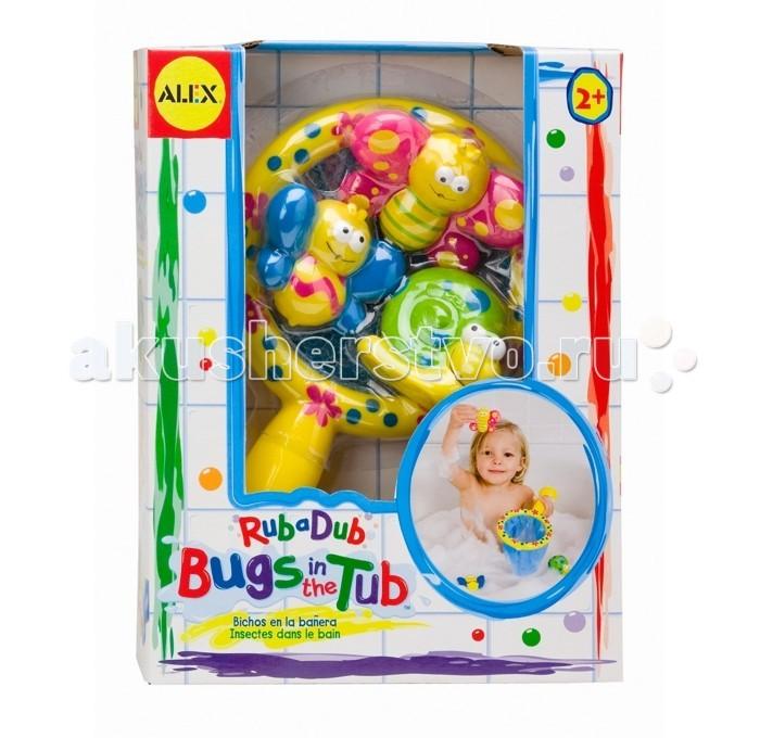 Alex Игра для ванной Поймай бабочку