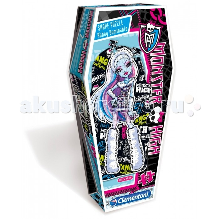 Clementoni ���� �������� Monster High - ������� ����������� (150 ���������)