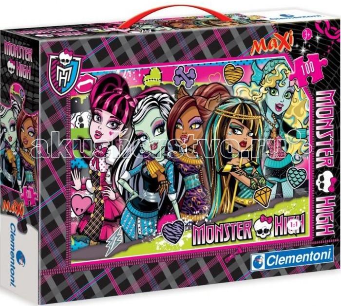 Clementoni ���� ����� ������������� Monster High - ����� �������� (100 ���������)