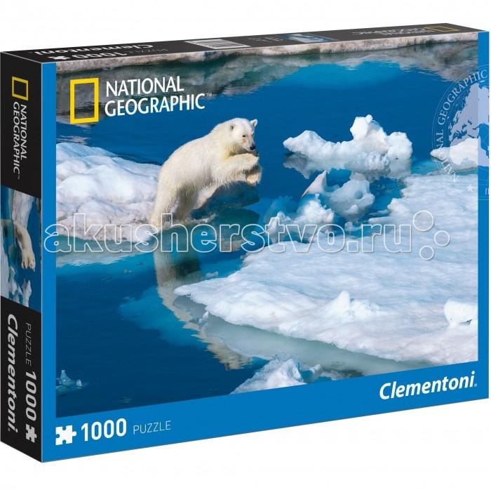 Clementoni Пазл National Geographic - Белый медвежонок на льдинах (1000 элементов)Пазл National Geographic - Белый медвежонок на льдинах (1000 элементов)Национальное географическое общество (National Geographic) - одна из крупнейших научно-образовательных организаций, основанная в 1888 году в Вашингтоне. Организация прославилась своим одноимённым журналом, издающимся на разных языках по всему миру, и посвящённому географии, науке, истории и культуре. Новейшая коллекция пазлов 1000 элементов от Clementoni основана на редких интереснейших материалах из фотоархива знаменитого общества.<br>