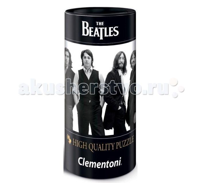 Clementoni Пазл Туба The Beatles - Across The Universe (500 элементов)Пазл Туба The Beatles - Across The Universe (500 элементов)Пазл - великолепная игра для семейного досуга. Сегодня собирание пазлов стало особенно популярным, главным образом, благодаря своей многообразной тематике, способной удовлетворить самый взыскательный вкус. А для детей это не только интересно, но и полезно. Собирание пазла развивает мелкую моторику у ребенка, тренирует наблюдательность, логическое мышление, знакомит с окружающим миром, с цветом и разнообразными формами.<br>