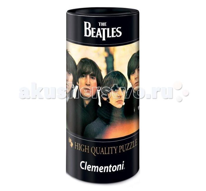 Clementoni Пазл Туба The Beatles - Eight Days a Week (500 элементов)Пазл Туба The Beatles - Eight Days a Week (500 элементов)Коллекция The Beatles. Фото на четвёртом альбоме группы Beatles for Sale, вышедшем в декабре 1964 года. Несмотря на то, что Битлз были вынуждены записывать этот альбом в сжатые сроки в перерывах между гастролями, сразу же после его выхода в британском хит-параде он занял почётное 1-ое место и в течение 7 недель подряд не уступал его конкурентам.   Основные характеристики:  Размер упаковки: 22,5 х 9,7 см Размер пазла: 49 х 36 см<br>
