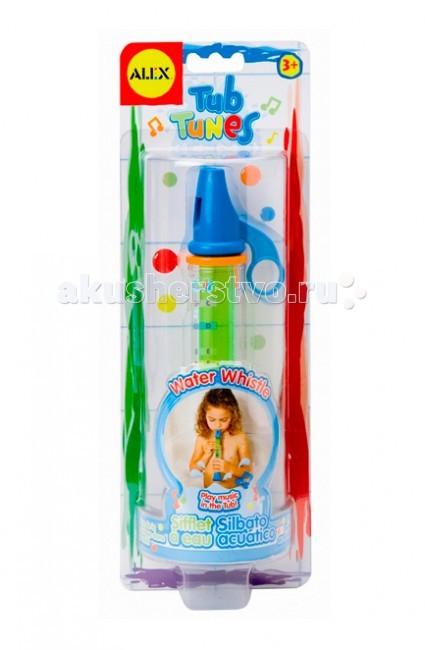 Alex Игрушка для ванной Водяная дудочка