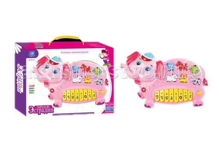 Музыкальная игрушка Tinbo Toys Слоник TB01005596