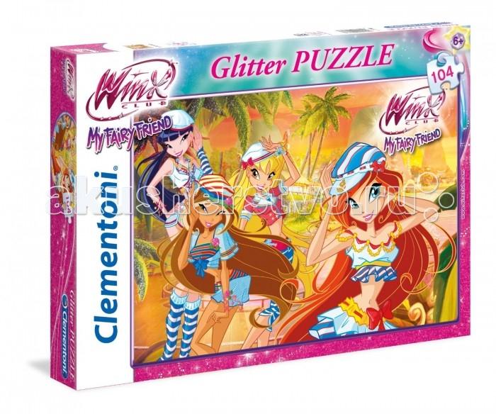 Clementoni ���� ��������� Winx - ������������� � ������ (104 ��������)