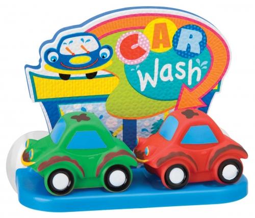 Игрушки для купания Alex Игрушка для ванной Помой машину
