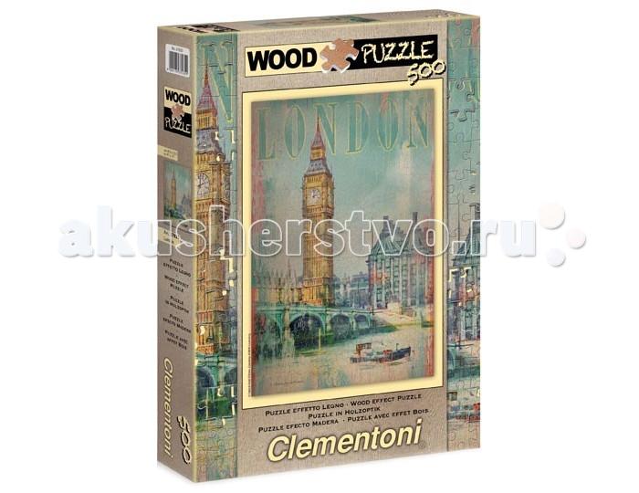 Clementoni ���� ���������� ������ ���� �'������ - ������ (500 ���������)