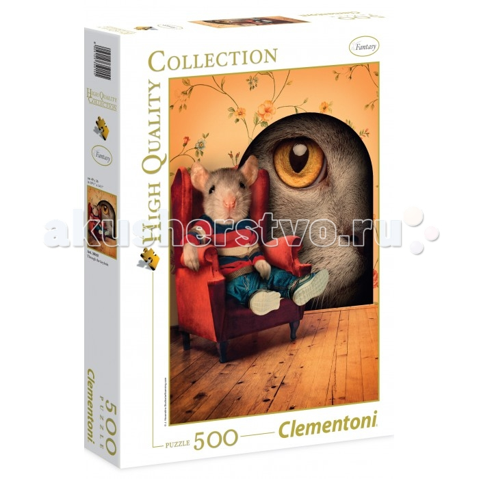 Clementoni ���� High Quality Collection - � ������� ����� (500 ���������)