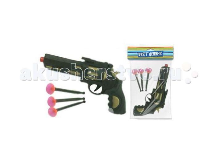 S+S Toys Игрушечный Пистолет с присосками 17,5х4х27 см