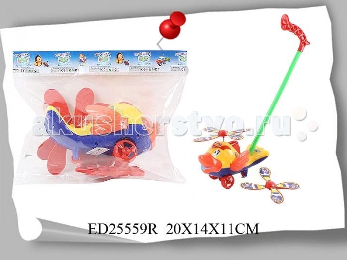 Каталка-игрушка S+S Toys Вертолет 20x14x11 см
