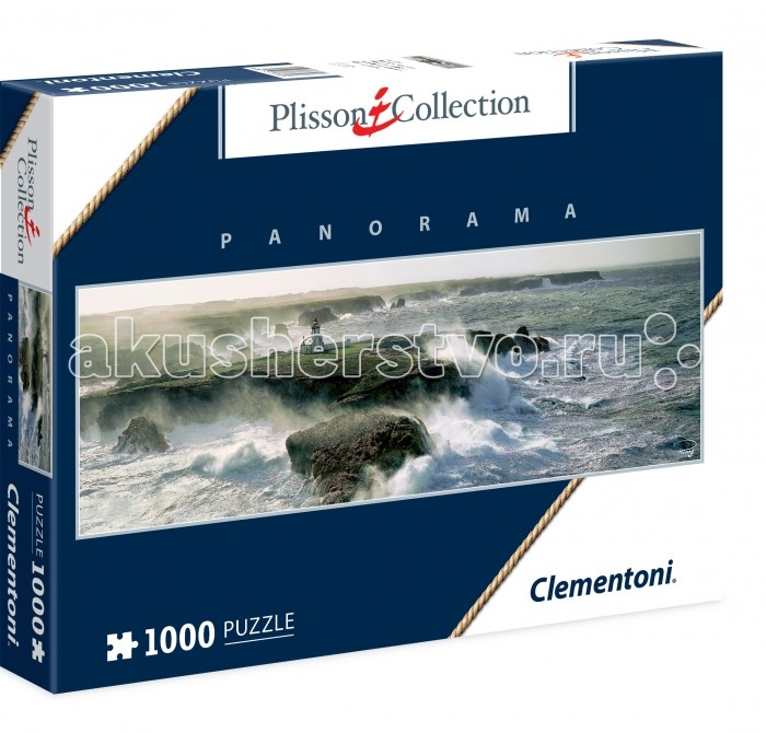 Clementoni ���� �������� - �������, ������ ����-��� (1000 ���������)