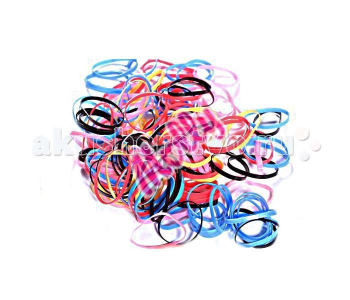 Molly РезинкиРезинкиMolly Резинки LB-001  Резинки для волос Молли - это множество разноцветных прочных резинок, которые подойдут для плетения оригинальных украшений, аксессуаров, фигурок, интерьерных украшений и много другого.<br>