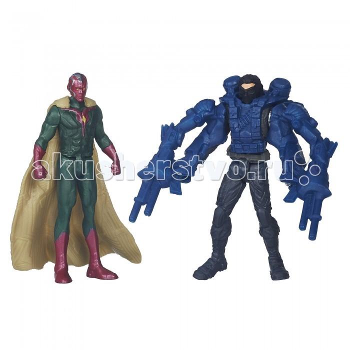 Avengers Игровой набор из 2 фигурок Мстителей: Капитан Америка и Зимний солдат