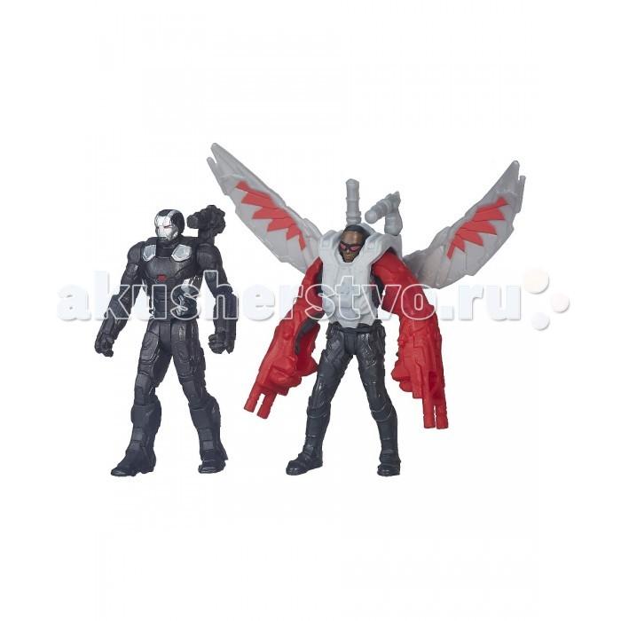 Avengers Игровой набор из 2 фигурок Мстителей: Сокол против ВоителяИгровой набор из 2 фигурок Мстителей: Сокол против ВоителяAvengers Игровой набор из 2 фигурок Мстителей: Сокол против Воителя. Человечество опять в опасности, и давние соперники Воитель и Железный Человек должны вновь встретиться в бою против зла.   Супергерои всегда идут до конца к поставленной цели и используют даже малейший шанс для победы, особенно если речь идет о спасении всего человечества. Фигурки супергероев помогут Вашему ребенку проявить фантазию и оказаться в своих собственных сражениях за справедливость с любимыми героями Мстителей. Каждая фигурка имеет пять точек артикуляции.   Так как игрушки небольшого размера, их всегда можно взять с собой в любые путешествия. Игровой набор совместим с Башней Мстителей.   В комплект входят 2 фигурки и дополнительная броня.<br>