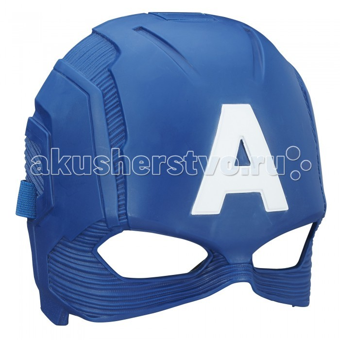 Marvel Маска Герои Марвел Капитан Америка