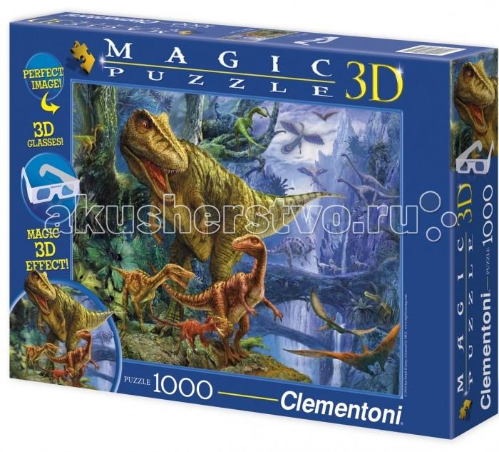 Clementoni ���� 3D - �� ������ ������� ������ ���������� (1000 ���������)