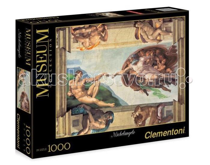 Clementoni ���� ����� - ������������ ������ ���������� ����� (1000 ���������)
