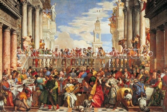 Clementoni ���� ����� - ����� �������� ���� � ���� (1000 ���������)