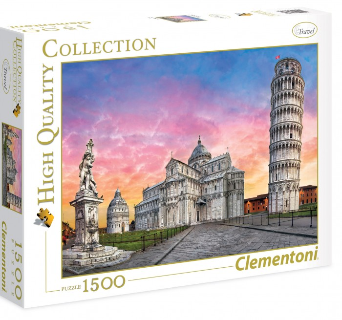 Clementoni ���� High Quality Collection - ��������� ����� (1500 ���������)