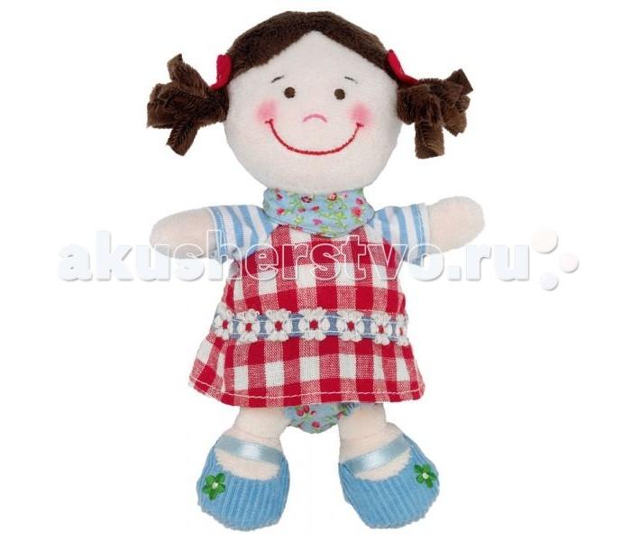 Spiegelburg Музыкальная Кукла Baby Gl&amp;#252;ck 90053Музыкальная Кукла Baby Gl&amp;#252;ck 90053Spiegelburg Музыкальная Кукла Baby Gl&#252;ck 90053 - очаровательная куколка в ярком платье обязательно привлечет внимание Вашего ребенка.   У игрушки отсутствуют мелкие детали, поэтому играть с ней могут даже самые маленькие дети. Также Ваш ребенок быстро заснет под исполняемую куклой колыбельную.   Игрушка изготовлена из разнофактурных материалов.<br>