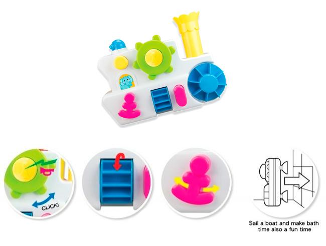 Игрушки для купания Kidsmart Акушерство. Ru 560.000