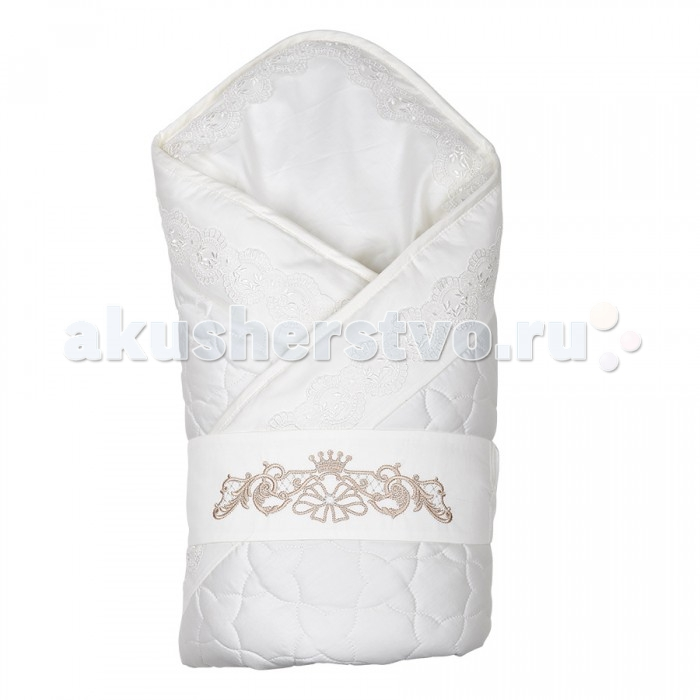 Pituso Конверт-одеяло ВензельКонверт-одеяло ВензельPituso Конверт-одеяло Вензель   Особенности: Пододеяльник сатин 100% хлопок 95х95 см, застежка молния Внутреннее одеяло холлкон/бязь, плотность наполнителя 250 г/м2 Поясок-фиксатор на резинке<br>