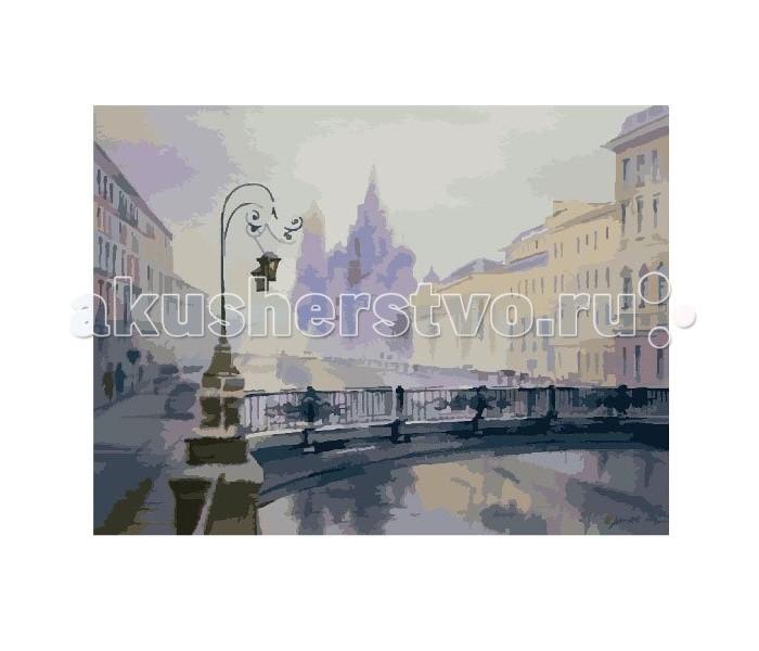 Molly Картина по номерам Зимний Петербург