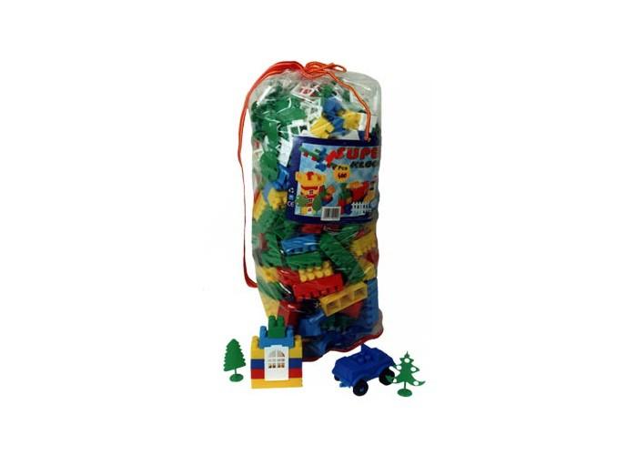 Конструктор Кассон Комби блок 400 деталейКомби блок 400 деталейКонструктор Комби блок - это возможность раскрыть творческий потенциал, скрытый в ребенке.   Благодаря набору из 400 деталей можно построить различные сооружения в ярких тонах. Сооружения могут использоваться как отдельные игрушки или как дополнения к имеющимся.  Состоит из разноцветных деталей разной длины. В набор входят следующие дополнительные элементы: платформы с колесами; оконные и дверные рамы и крыши для строительства домов; съемные корпусы машин; фигурки деревьев; модули забора с основаниями.   Игра способствует развитию мелкой моторики и координации движений обеих рук, образного и пространственного мышления, воображения. Рядом с родителями игра будет интересней, ведь ребенка нужно поощрять, чтобы удовлетворить его потребности в заботе и любви.<br>