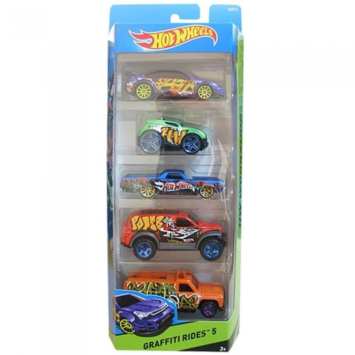 Hot Wheels ����� �� 5 ������� �1