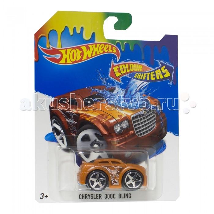 Hot Wheels ������� �������� ���� Color Shifters Chrysler 300C Bling