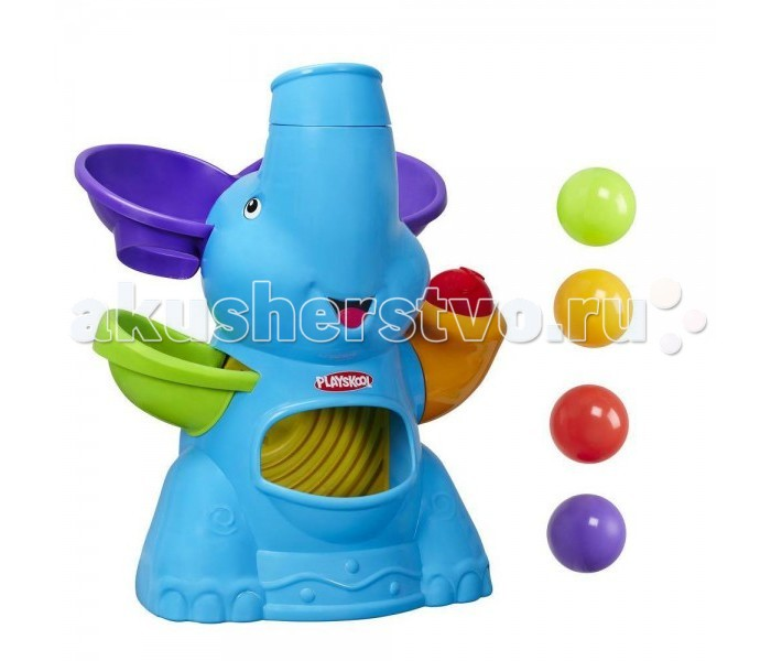 Playskool Hasbro Слоник