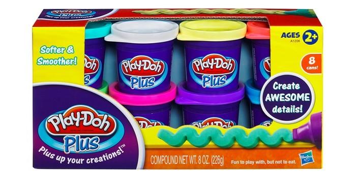 Пластилин Play-Doh Hasbro Набор пластилина 8 банок