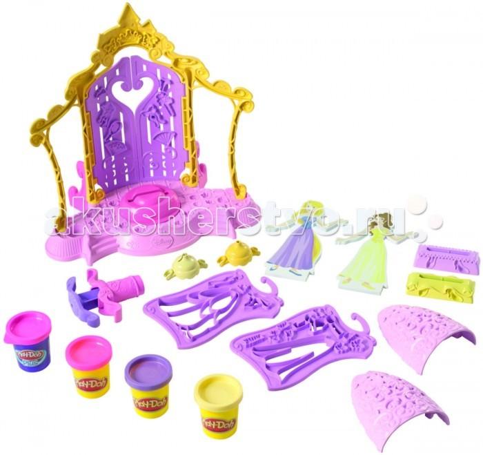 Пластилин Play-Doh Hasbro Набор пластилина Бутик для принцесс Дисней