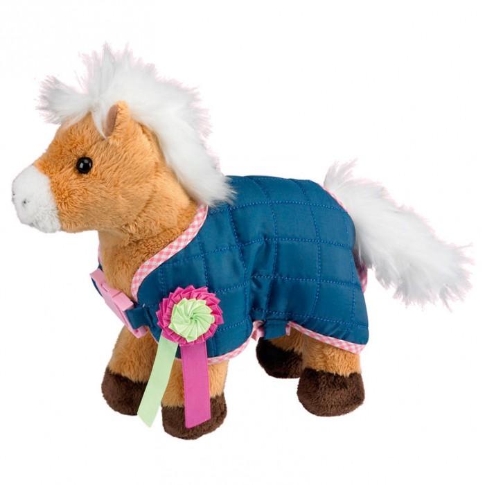 Мягкая игрушка Spiegelburg Плюшевая лошадка Nixe 25150Плюшевая лошадка Nixe 25150Spiegelburg Плюшевая лошадка Nixe 25150 порадует маленьких любителей лошадей.  Милая маленькая лошадка станет добрым другом для любого ребенка. Эта мягкая и очаровательная игрушка украсит детскую комнату, наполнит её атмосферой нежности и доброты, а главное - подарит вашему ребенку много радостных минут. Лошадку можно брать с собой в путешествия, в детский сад, спать с ним. Лошадка украшена синей попоной и медалью.  Подарив такую игрушку ребенку, вы не ошибетесь с выбором!  Игрушка выполнена из качественного плюша, приятна на ощупь.<br>