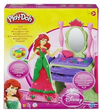 Пластилин Play-Doh Hasbro Игровой набор Ариэль