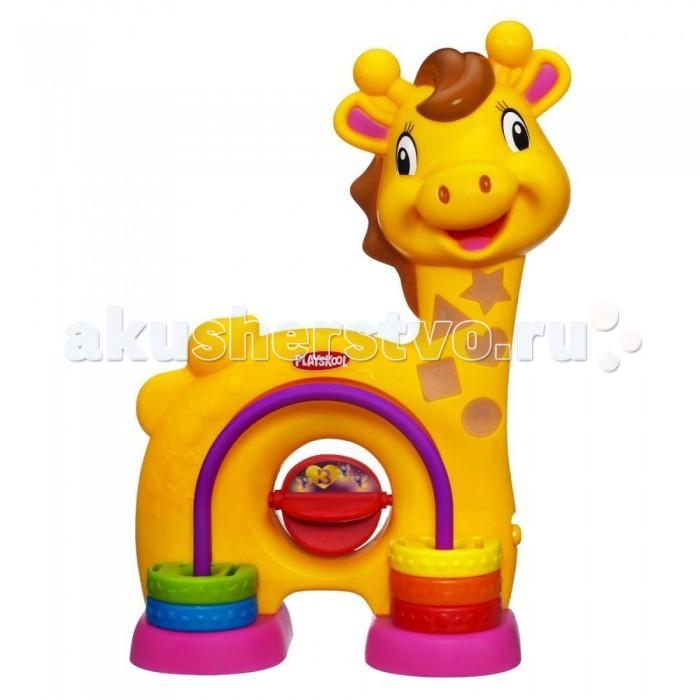 Playskool Hasbro Обучающая игрушка Жирафик